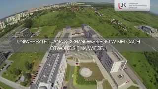 Uniwersytet Jana Kochanowskiego w Kielcach - rekrutacja 2015/16