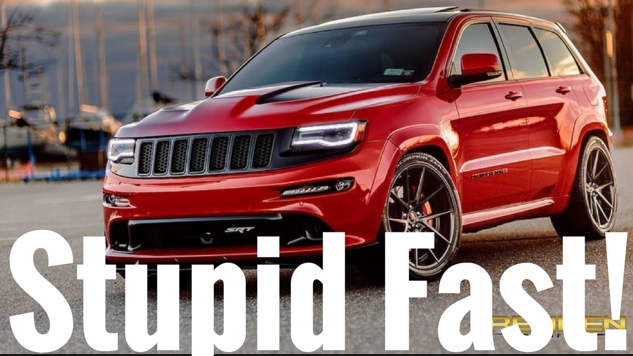 2017 Grand Cherokee Srt Review From A Hellcat Owners Perspective