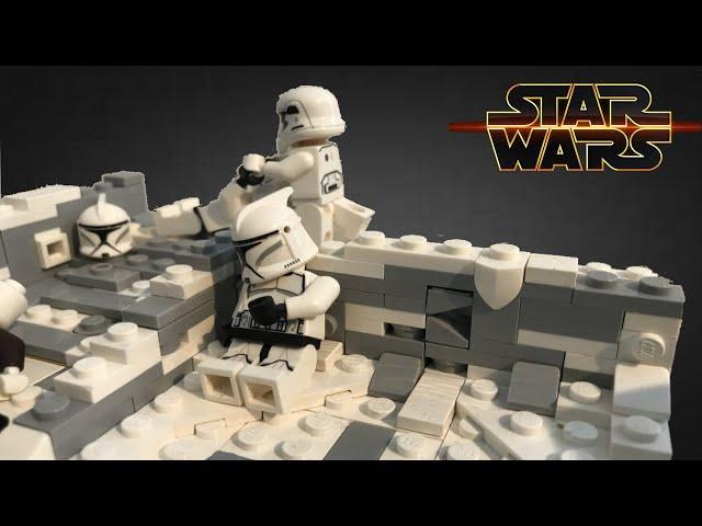Memories on Ilum/Lego Star Wars Moc