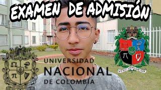 EXAMEN DE LA NACIONAL ¿Como estudiar? - examen de admisión de la universidad