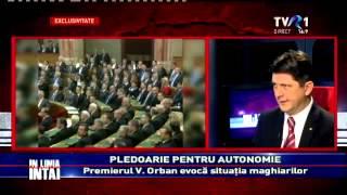 Declaraţia lui Viktor Orban privind autonomia maghiarilor ! TRANSYLVANIA Thumbnail