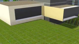 Contemporary Home, THE SIMS 3.