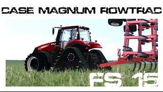 FS15: Case Magnum Rowtrac