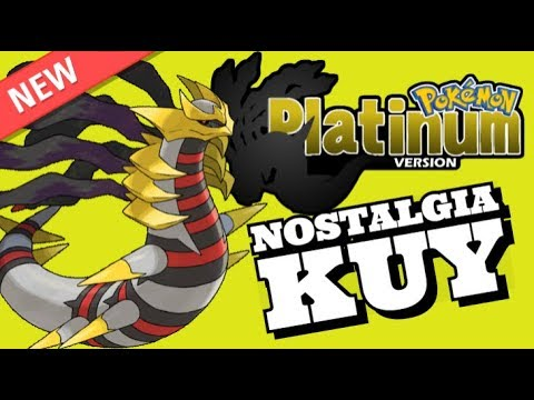 [LIVE 863] NOSTALGIA - POKEMON PLATINUM NDS - PART 1 - 동영상