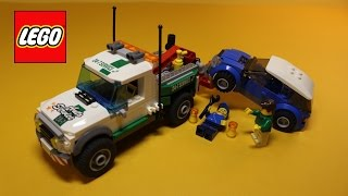 How To Make A Lego Red Pickup Truck (1)