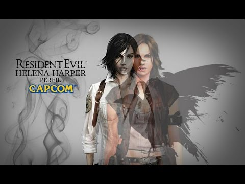 Resident Evil Helena Harper Perfil - Ep.4 (The Search)
