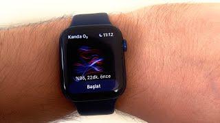 Apple Watch Series 6 Mavi Kutu Açılışı ve İncelemesi(Yorum ve Öneri İçerir)