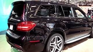 2017 Mercedes Benz GLS 450 Premium Features | New Design Exterior Interior | First Impression