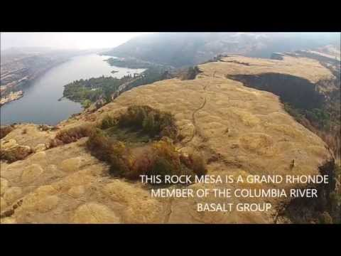 rowena crest geology