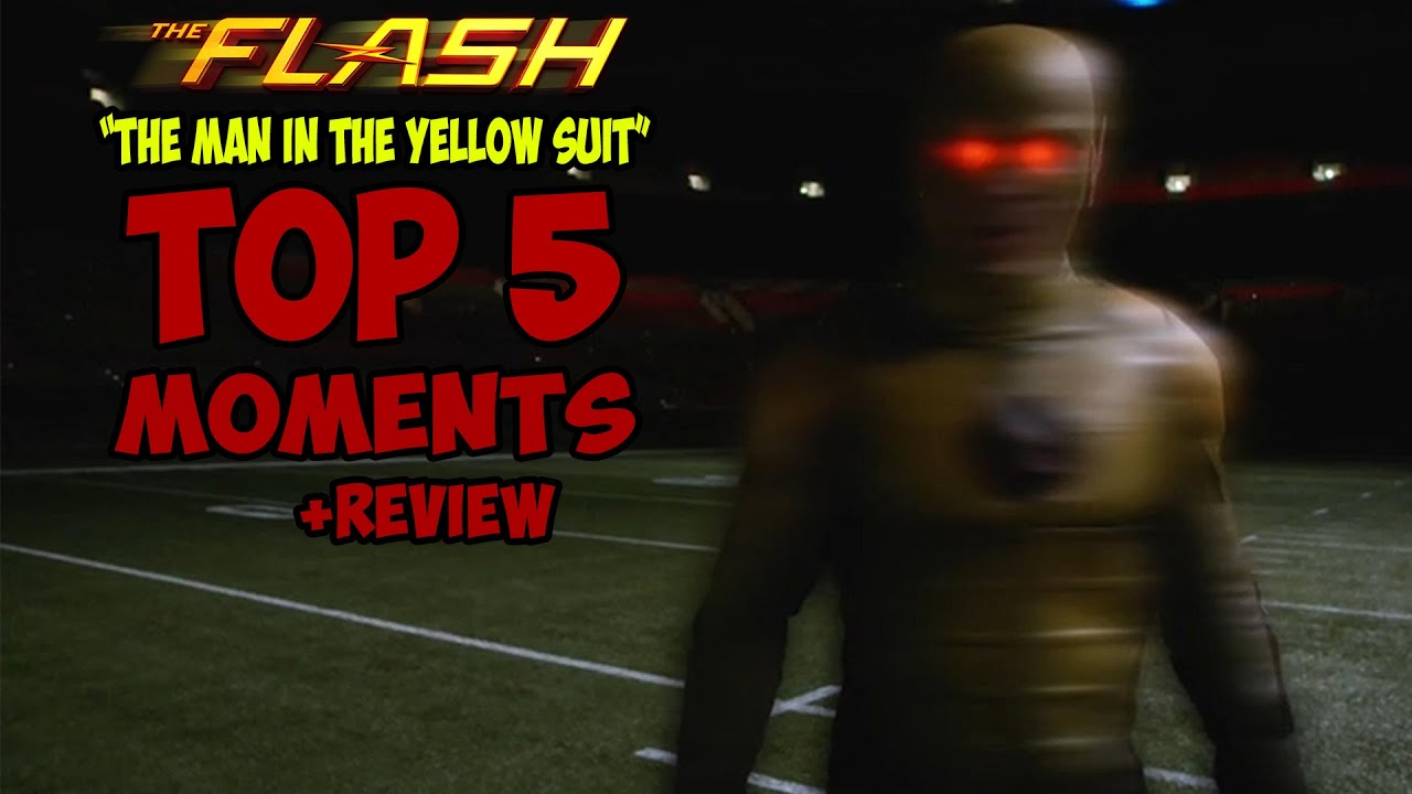 The flash season 2 recap and review the reverse flash returns - The Flash Season 2 Recap And Review The Reverse Flash Returns 30