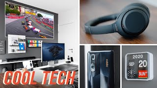 Cool Tech Gadgets for Office Desk Setup and more!