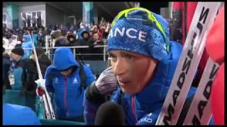 JO 2018 : la déception d'Anaïs Bescond