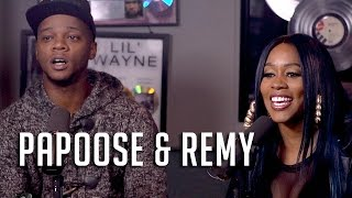 Papoose & Remy Are Adorable + Spit Flames!!