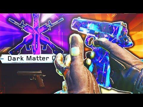 DARK MATTER 1911 UNLOCKED! - BLACK OPS 3 UNLOCKING DARK MATTER CAMO LIVE! (BO3 New DLC Weapons)