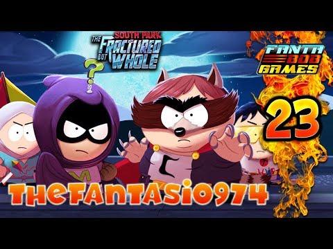 South Park: L'Annale du Destin - Ep.23 - Playthrough FR HD par Fanta