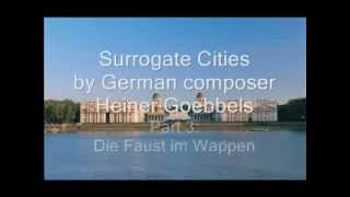 Surrogate Cities Part 3 of 7 - Die Faust im Wappen