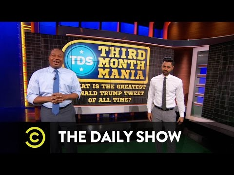 Third Month Mania - The SAD! 16: The Daily Show