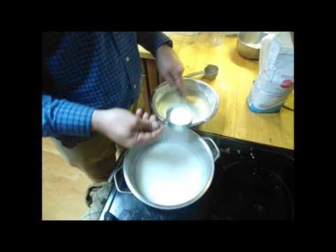 Boston Cream Filling