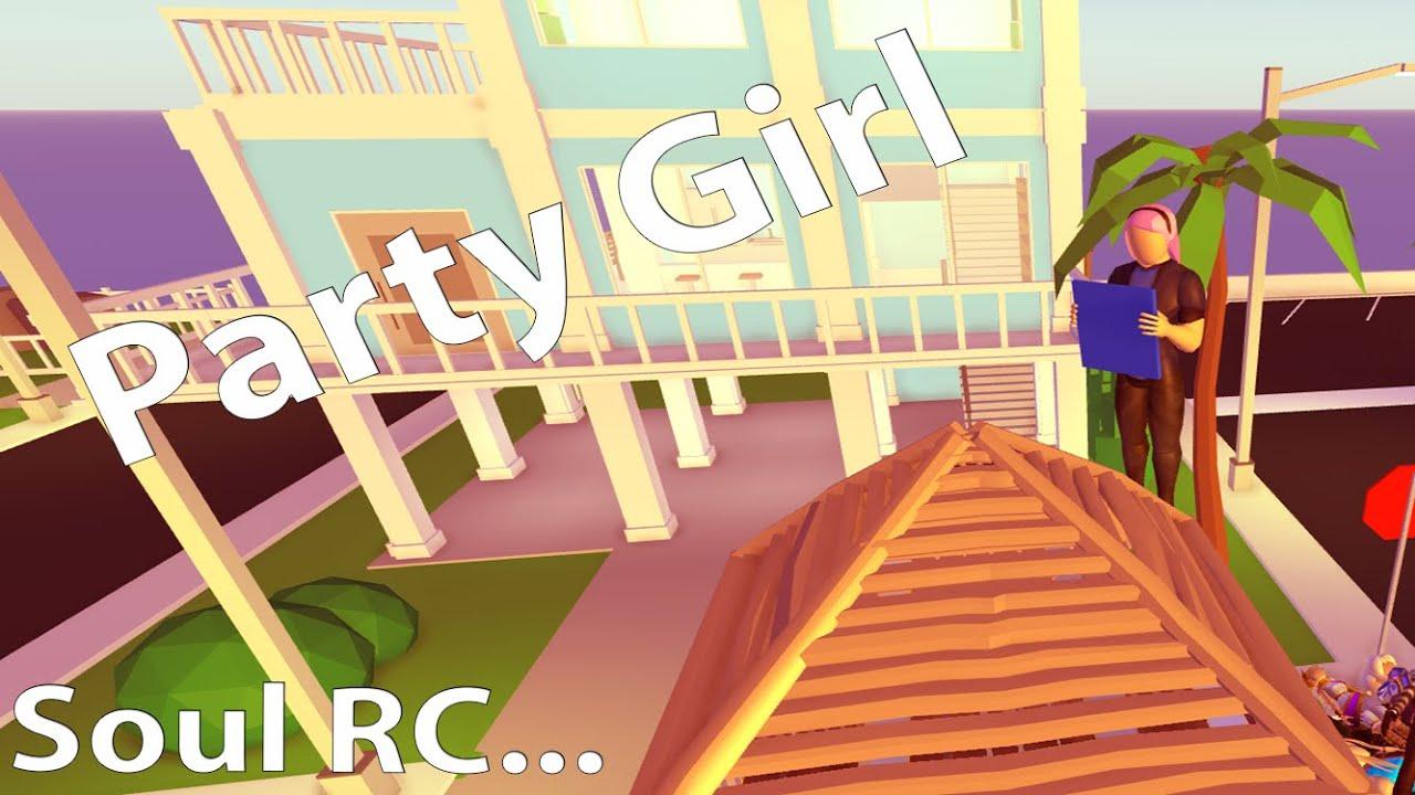 Party Girl 🎉 #SoulRC #SoulReborn #SoulOnTop