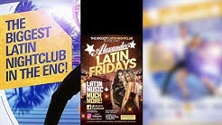 Latin Fridays at Club Alexander's of Jacksonville!