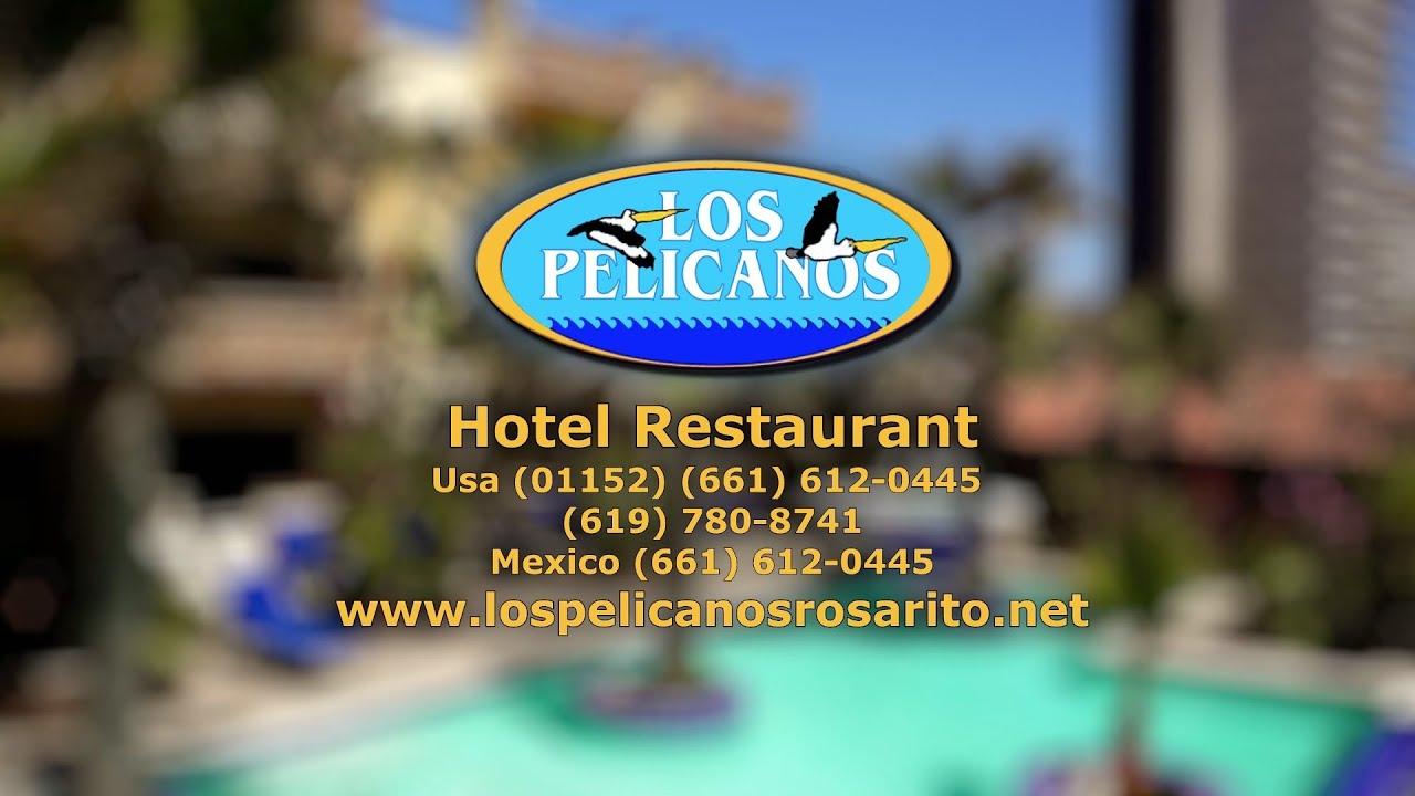 Los Pelicanos Hotel Restaurant