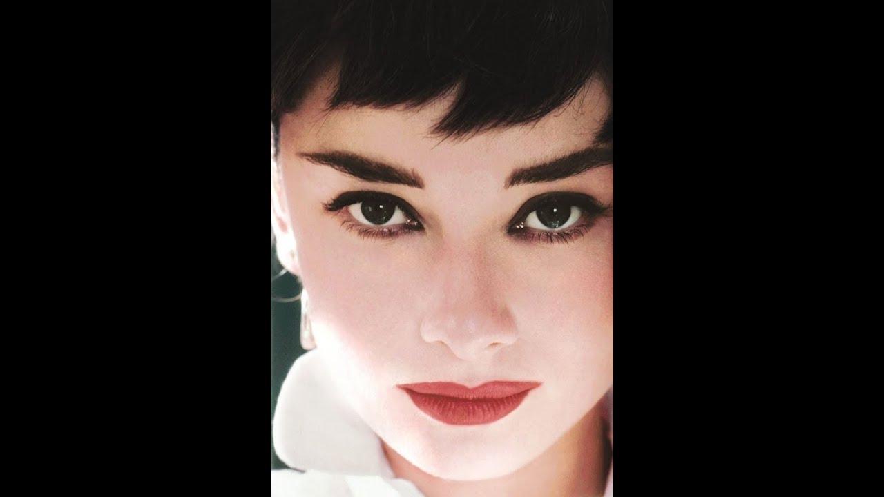 Audrey Hepburn Makeup Youtube - Audrey-hepburn-makeup