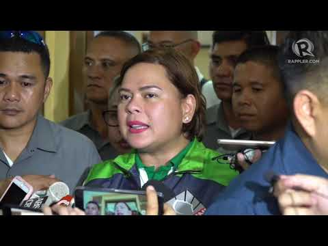 #PHVote: Sara Duterte on why Hugpong party launched its campaign in Pampanga