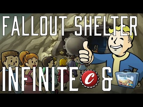 Tutorial - How To Get Infinite Caps, Lunch Boxes, And More In Fallout Shelter - PC/Steam
