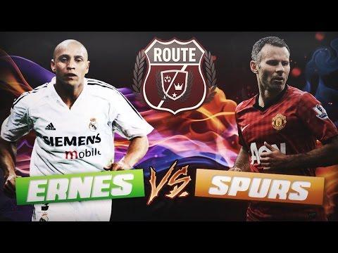 ROUTE LEGENDS | ERNES VS SPURSITO | 2ª JORNADA