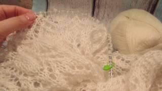 Вязание. Палантин или снуд??!!