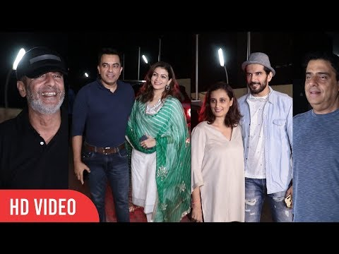 Kedarnath Movie Special Screening | PVR JUHU | Sushant Singh Rajput, Sara Ali Khan