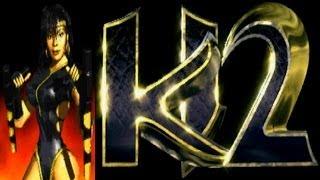 Killer Instinct 2 - Orchid (Arcade)