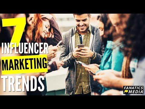 Seven Influencer Marketing Trends for 2018