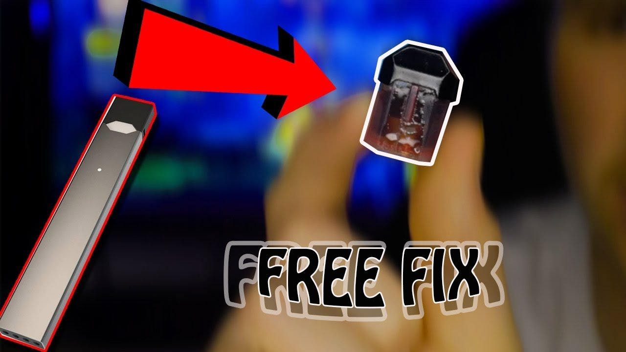 HOW TO FIX A BURNT POD FOR FREE!!