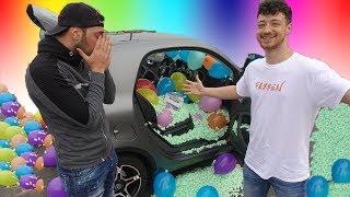 BUGRAS AUTO wird zum PARTYBUS! PRANK |  FaxxenTV