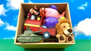 Toy Box for Kids  बच्चों के लिए खिलौना बॉक्स