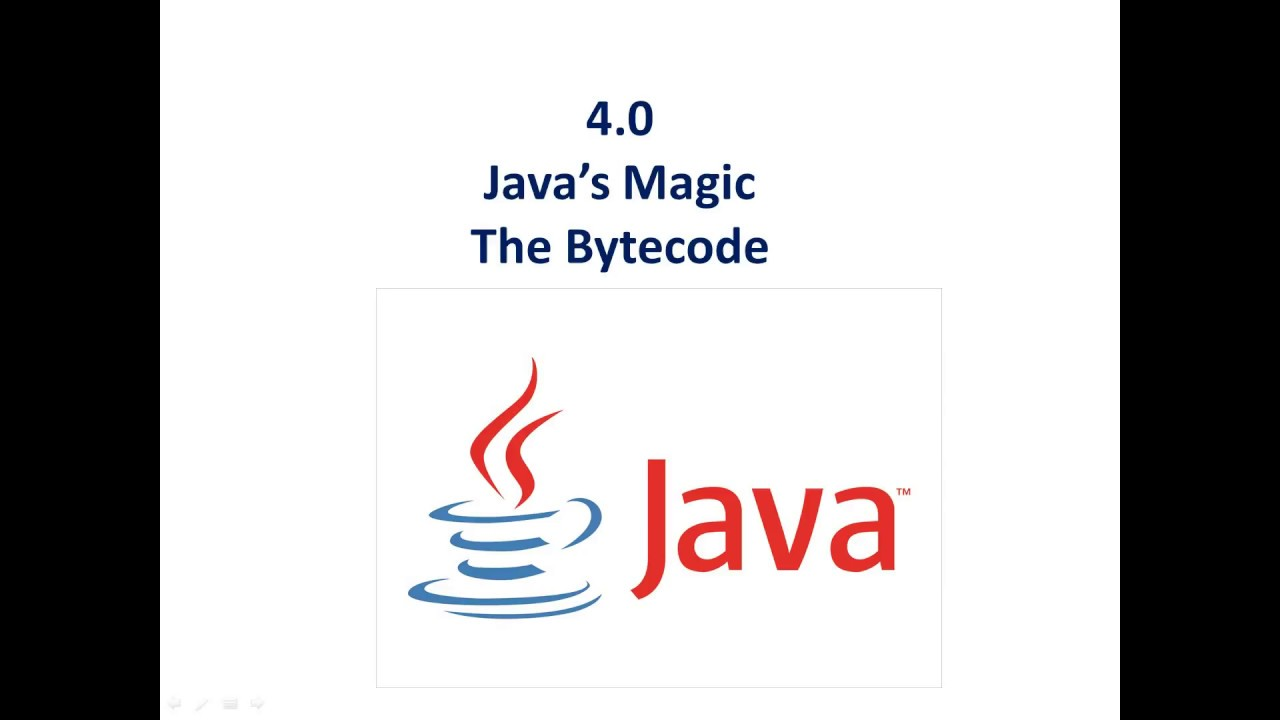 Java Tutorial | Bytecode | The JAVA Magic