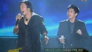 "Jovit Baldivino & Arnel Pineda - ""Faithfully"" Asap Xv Live!"