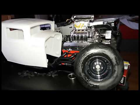 Hot Rod Hemi V8 / Rat Rod Big Block / Diy Hot Rod
