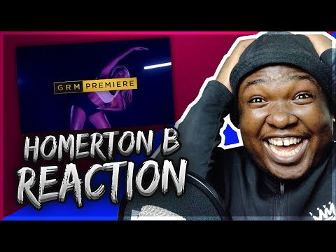 Unknown T - Homerton B [Music Video] | GRM Daily (REACTION)
