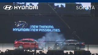 """""""فيديو"""" هيونداي تختبر سيارتين سوناتا بعد إتهامات من العملاء أن هناك فرق بين السيارات أثناء التصنيع"""