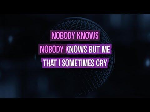 Nobody Knows (Karaoke) - Pink mp3