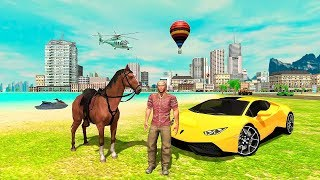Grand Town Driver: Auto Racing Gameplay