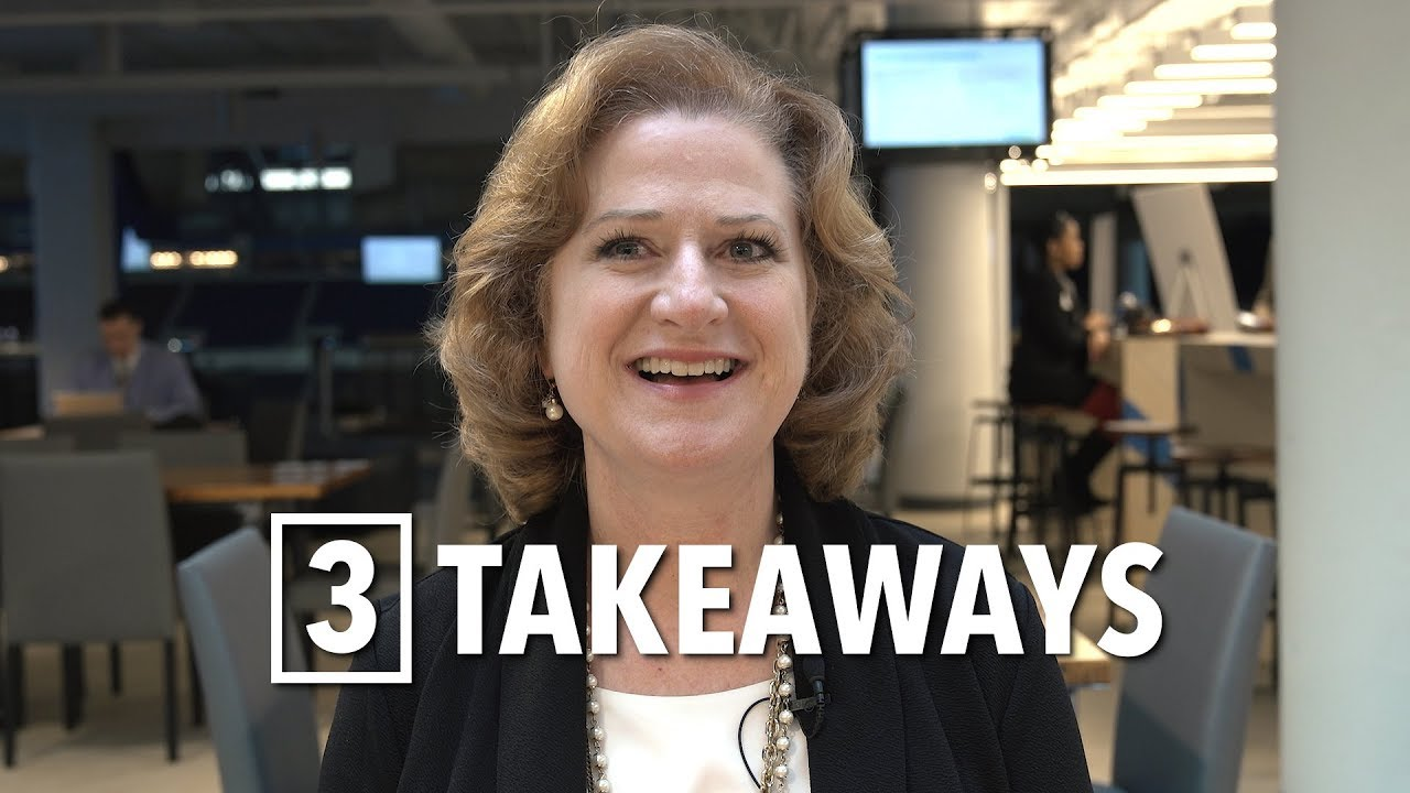 3 Takeaways with Susan Hawkins of Henry Ford Health System