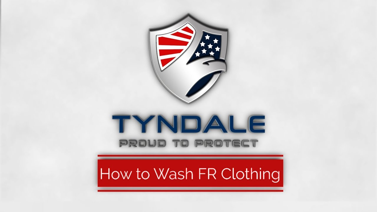 190f9700d6 How to Wash Flame Resistant (FR) Clothing - YouTube