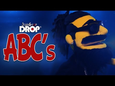 ABC Song  Jaunstop Drop  Childrens Song