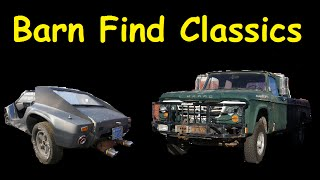 Barn Find Classic Cars Buy Retro Antique Car & Trucks For Sale