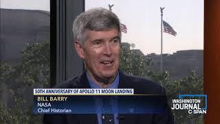 NASA Historian on Popular Support for Moon Program