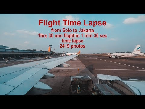 FLIGHT TIME LAPSE photo || gopro hero 5  w/ settings