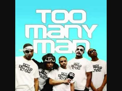 GTA IV intro Boy Better Know - Too Many Man